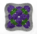 May 2013: 3D Granny Square