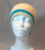 Custom Fit Beanie In Double Crochet