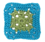 April 2015: Cluster Granny Square Motif