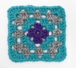 January 2013: Traditional Granny Square