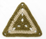 March 2013: Triangle Granny Motif