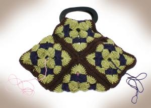 Granny square Bag