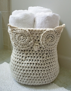 Owl Basket Regular Price $2.99