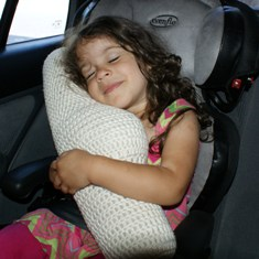 Seat Belt Travel Pillow Regular Price $2.99