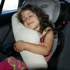 Seat Belt Travel Pillow Regular Price $2.99