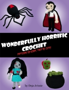 Wonderfully Horrific Crochet Regular Price $4.99