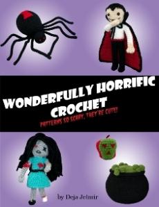 Wonderfully Horrific Crochet Regular Price $4.99