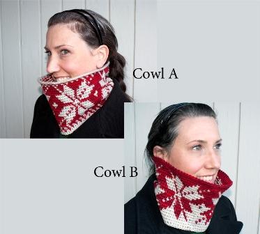 So Much Snow Cowl ~ 2 Ways Regular Price $4.99