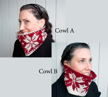 So Much Snow Cowl ~ 2 Ways Regular Price $4.99