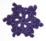 December 2013: Snowflake Motif