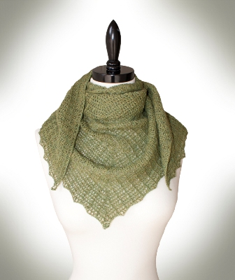 Verdant Shawl Regular Price $3.99