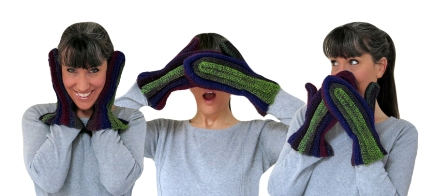 Woman's All Good Mittens