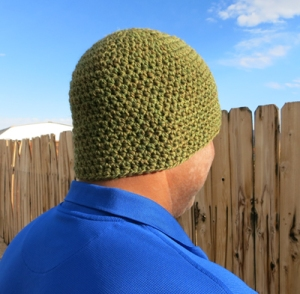 Basic Mens Beanie Knit And Crochet Ever After