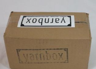 Yarnbox March 2014