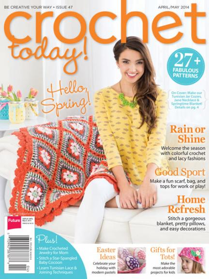 April 2014 Knit And Crochet Ever After