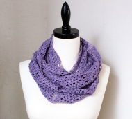 Blossom and Broomsticks Infinity Scarf