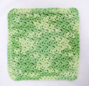 Crunch Washcloth