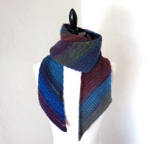 Beginner Bias Scarf
