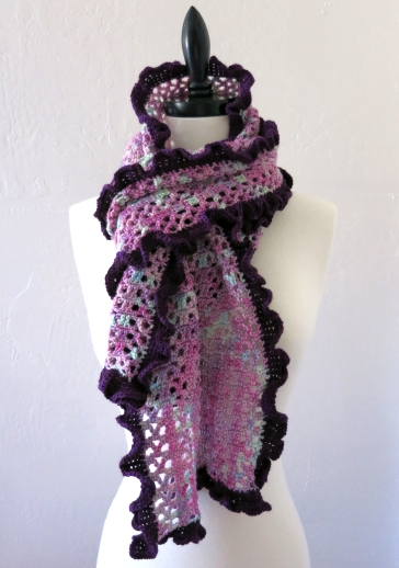 Crochet Scarf Knit And Crochet Ever After