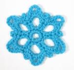December 2015: Snowflake 3 Motif