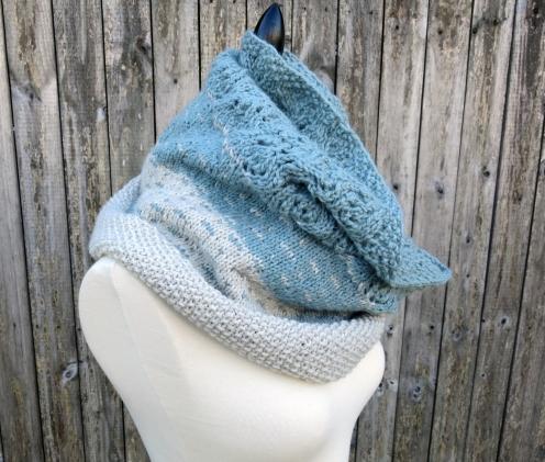 Carol Cowl Knit Pattern