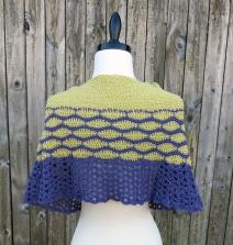 Chorus Cowl Crochet Pattern