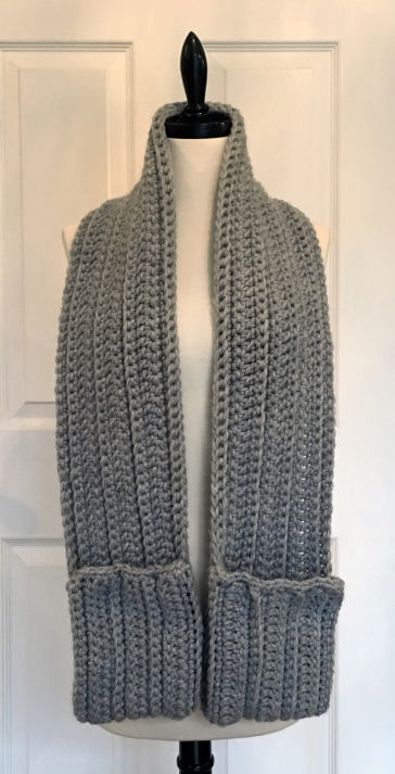 Scarf Knit And Crochet Ever After