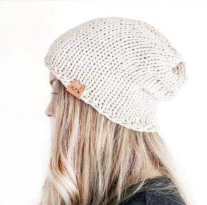 78879347577 Gibson Slouch Hat by Mollie of White Owl Crochet Co.
