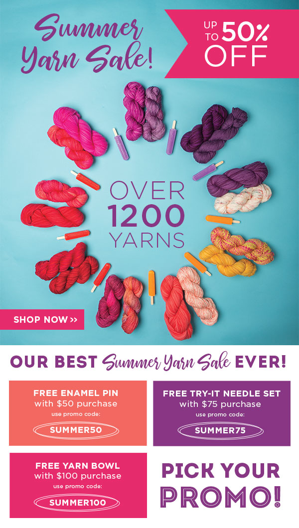 Knit and crochet ever after knit and crochet designs and tutorials check out all the great stuff knit picks is giving away right now but hurry up it ends 6192018 midnight pacific time fandeluxe Gallery